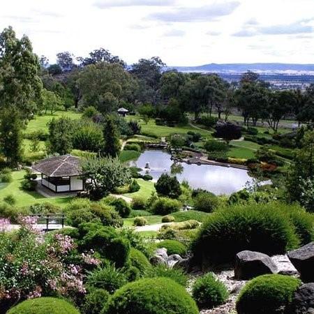 Cowra Japanese Garden, Cowra - NSW