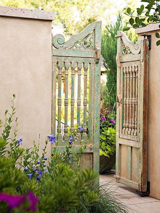 12 Great Garden Gate Ideas
