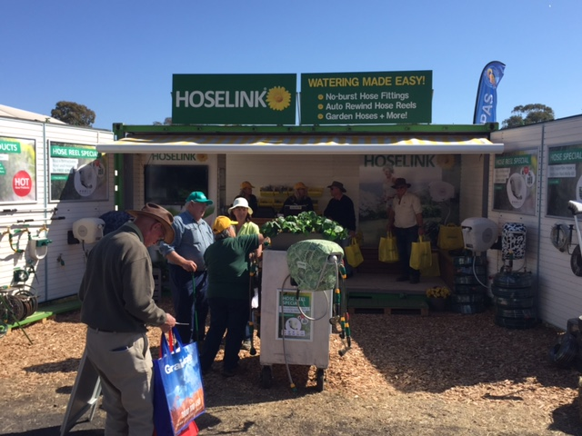 Hoselink at Agquip Field Days Show