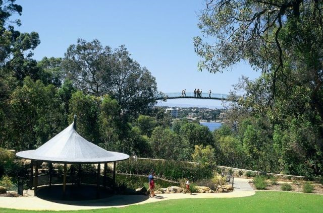 Kings Park Botanic Garden, Perth - WA
