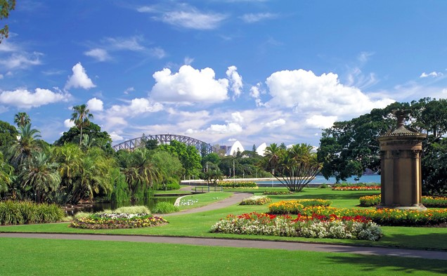 Royal Botanic Garden, Sydney - NSW