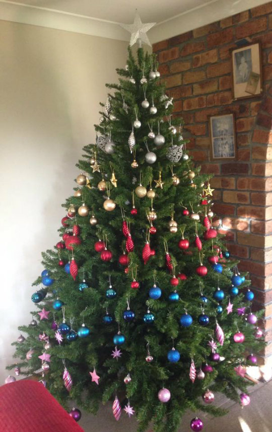 : little christmas tree decorating ideas - www.pureclipart.com