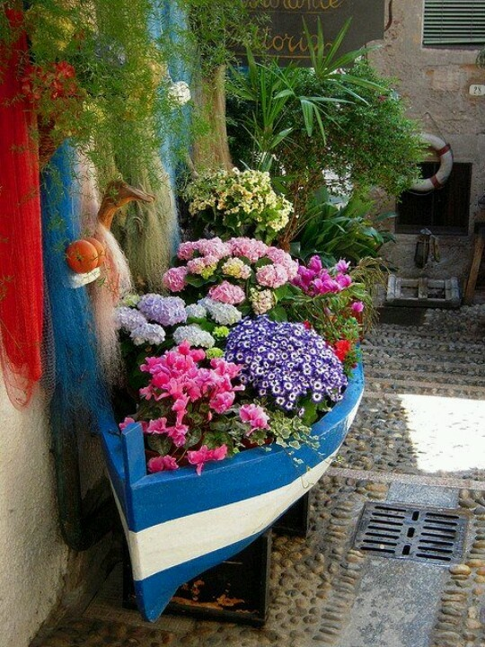 Boat for Pot Plant