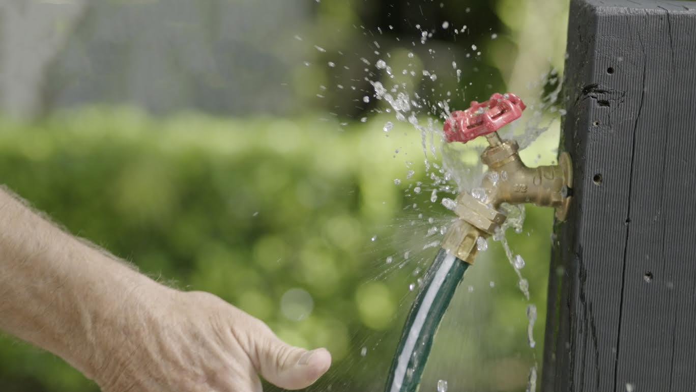 bursting off hose