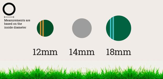 hose diameter width water flow - Garden Hose Diameter